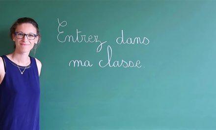 ENTREZ DANS MA CLASSE