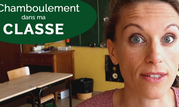 J'aménage ma classe en mode « Flexible Seating »
