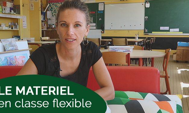 Gestion du matériel dans une classe flexible