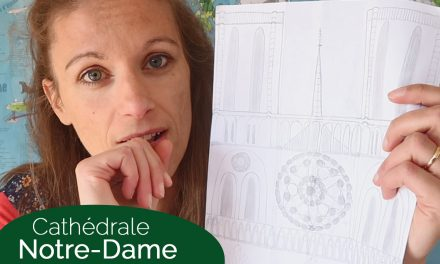 Incendie de la Cathédrale Notre Dame de Paris en classe