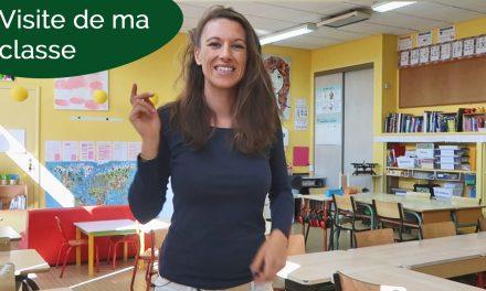 Classroom tour : Visite de ma classe rentrée 2019