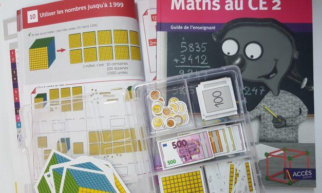 MATHS AU CE2 ACCÈS Éditions
