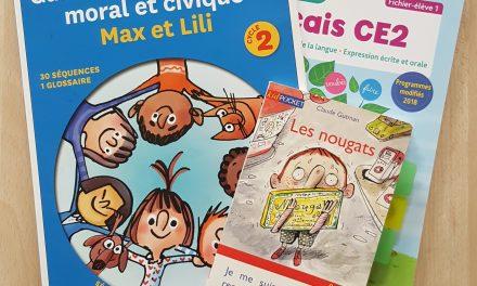 Enseignement moral et civique Max et Lili